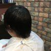 軟毛・直毛・ボリュームアップスタイル
