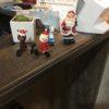 お店も少しずつクリスマスモードに・・・