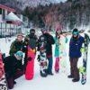 かなり久しぶりにスノーボードにいきました