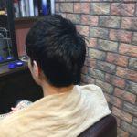 前髪あげるスタイルはサイドのおさまりと前髪の長さが大事