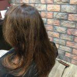 髪が伸びればシルエットも表情も変わります