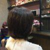 2セクションのカットは髪がはねたらカットするタイミングです