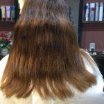 すぐ毛先が明るくなるならカラー剤の色素量コントロールが必要です