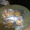 今年はアイシングクッキーをお帰りにお渡ししています