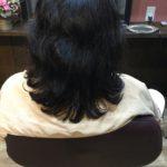 脱ストレートパーマ、髪本来の癖を生かす