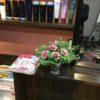 今回のお花
