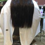 ストレート→デジタルパーマ→ストレートでダメージした髪にパーマはかけれません