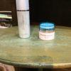 キヌアが入った美容液を使いヘッドスパの効果を上げます