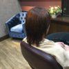 梳かれ過ぎた髪にストレートパーマは綺麗になる伸びしろがまだまだあります