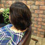 加齢による髪質変化はボリューム感とまとまりが大事です