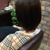 髪質にもよりますが自然なストレートなら動きをだすスタイルもできる場合もあります