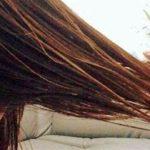 女子力が高い人ほど髪はベタついて重くなる