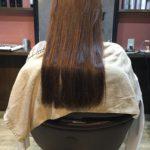 髪を重くしている原因は日々のトリートメント