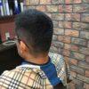 髪が伸びると立つ、男性であればシルエットバランスを考えて短くしちゃいましょう