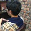 髪質でサイドが膨らむ方にはやはり2ブロックがお勧めです