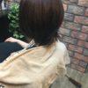 ヘアダメージが蓄積されると髪は固くなる