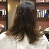 毛先が明るくなってきたので全体に染めたほうがいいか
