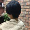 前髪を作らない場合はハンサムショートがいいです