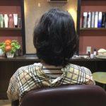 髪にクセがある方はだいたい上が長い