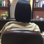 縮毛矯正はしっかりクセを伸ばす