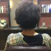 うねりのある髪質、ショートならアシメがお勧めです