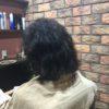 髪に癖がある方ほど毛先に厚みを