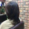薄毛、人が見るのは前からのシルエット