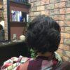 ショートのパーマはクセ毛をつくるイメージです