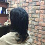 産毛の癖が縮毛矯正でも伸びにくい
