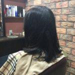 縮毛矯正は生え際の産毛、根本の生え癖は矯正できない