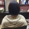 矯正毛、髪が長い方がボリュームをおさえられます