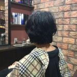 矯正毛からクセを生かす髪型に