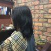 髪質により丁度いい長さは違います